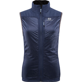 Elevenate W's Bdr Insulation Vest Twilight Blue